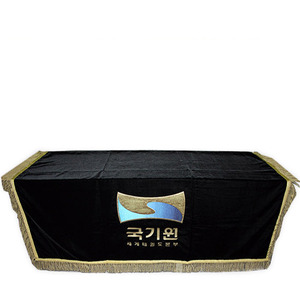 [K]Kukkiwon Evaluation table cloth(Premium)